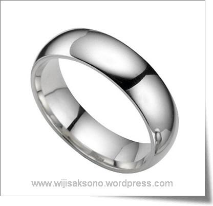 Apakah Emas Itu? » Cincin Emas Putih